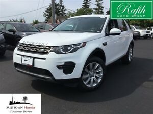 2016 Land Rover Discovery Sport SE-LIKE NEW! Bonus: snow tires