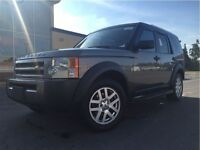 2008 Land Rover LR3 V8 SE 7 PASS/PANORAMIC ROOF/LEATHER