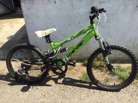 """Apollo Xpander Mountain Bike boys 20"""" wheel"""