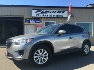 2013 Mazda CX-5 AWD-BLUETOOTH-1 OWNER OFF LEASE-ALLOY WHEELS