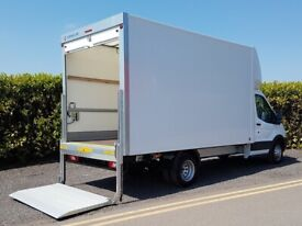 House Move, man and van, moving home, collection delivery, student move, removals van hire