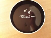 'Thomas Sabo' Silver Skull Earrings
