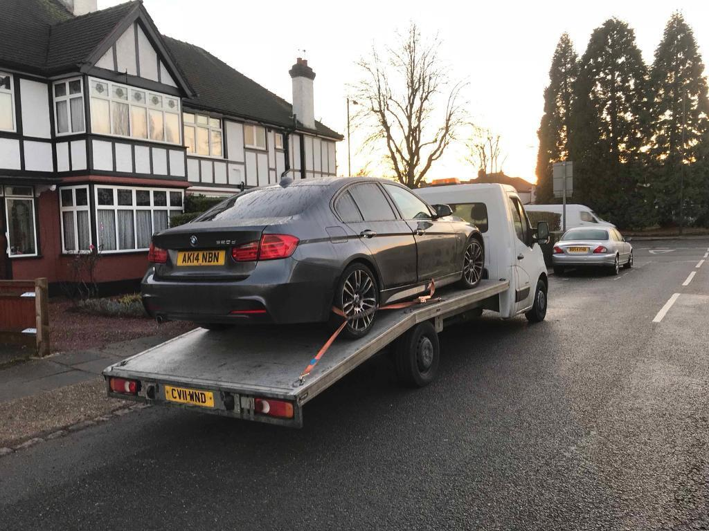 24/7 Breakdown Vehicle Recovery Service - Scrap Car Collection ...