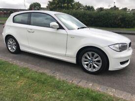 2010 BMW 118D ES 2.0 DIESEL 3 DOOR HATCH