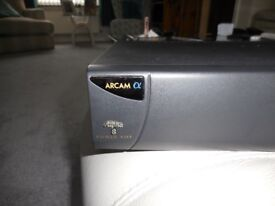 Arcam, Alpha 8 Power Amp