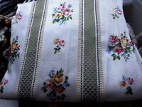 Beautiful vintage Curtains/ Fabric in perfect condition