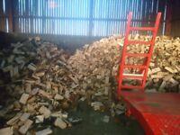 Bulk bags firewood