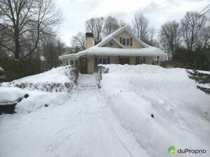 324 900$ - Maison à un étage et demi à vendre à Mascouche