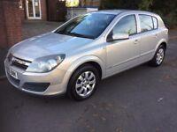 2005 Vauxhall Astra – Automatic – Full Service History