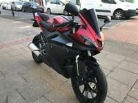 Yamaha yzfr 125cc red 2014 only 11k miles hpi clear!!!