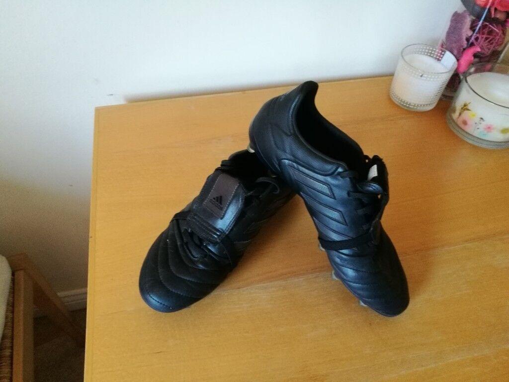 3cb74a17aba Adidas Copa Gloro 17 FG - Black Football Boots. Size 8 | in Fettes,  Edinburgh | Gumtree