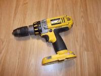 DEWALT XRP 18 V cordless drill/screwdriver (BODY ONLY)