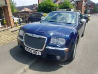 Chrysler 300c Estate 3.0CRD 2006 SERVICE HISTORY CAN SWAP