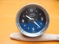 classic car clock by kienzle