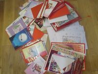 Massive Joblot of Christmas Greeting Cards
