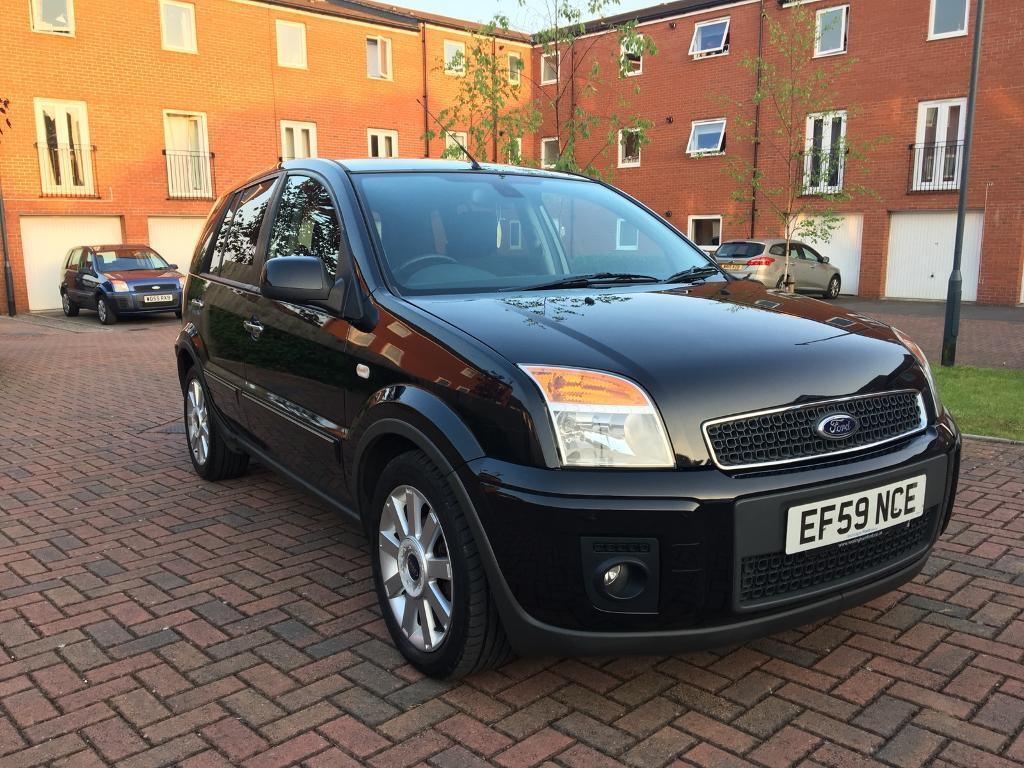 2010 Ford Fusion Tdci Anium 30 Tax Like Fiesta But Roomier