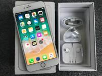 **IPhone 6s Plus 64GB White Excellent/Very Good Condition Unlocked**