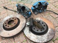 Astra mk4 gsi 308mm discs and calipers