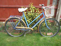 LADIES RETRO SHOPPER ONE OF MANY QUALITY BICYCLES FOR SALE