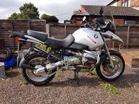 BMW R1150 GS 2001