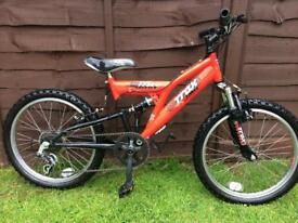 Reebok bmx bike
