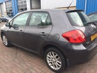 Toyota Auris, well looked after in excellent condition