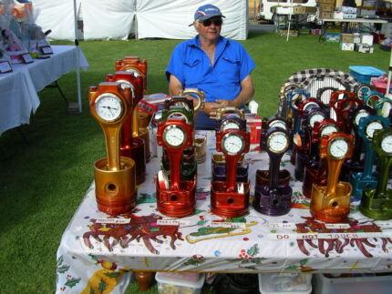 Piston clocks Williamstown Barossa Area Preview