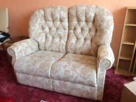 Jarrolds sofa and 2 armchairs £65