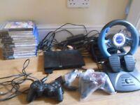 Playstation 2 (slim model)
