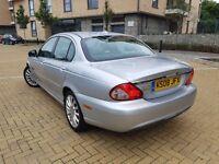 2008 Jaguar X-Type 2.2 D DPF S 4dr @7445775115 @