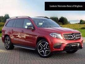 Mercedes-Benz Gls GLS 350 D 4MATIC AMG LINE (red) 2016-11-22