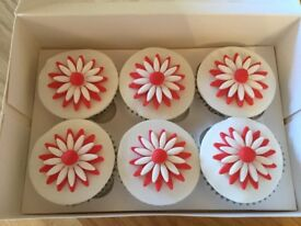 Personalised fondant or buttercream cupcakes - £1 each