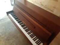 Mahogany Rippen Upright Piano