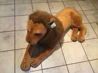Extra Large Cuddly Toy Lion