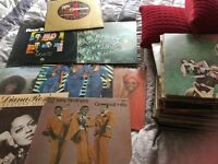 1965/80 s lps Motown,johnny Mathis , plus many other groups all great condition