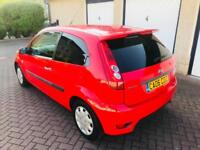 Ford Fiesta zetec S Full years mot