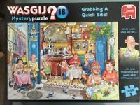 Jigsaw for sale - WASGIJ 18