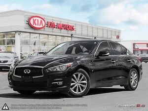 2014 Infiniti Q50 LUXURY THIS IS LOADED WITH LOTS OF POWER COM