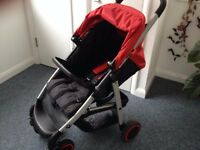 Salle Graco Blox Stroller (Pop Red) Great Christmas gift !!!