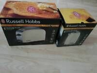 Bnib kettle and toaster combo