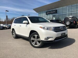 2011 Toyota Highlander Limited LIMITED/LEATHER/ROOF/NAV