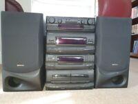 Kenwood Stereo HI-FI System