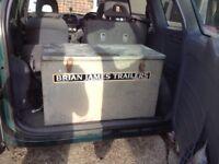 Brian James storage box