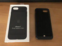 Apple iPhone 7 Smart Battery Case Boxed - Fully Working