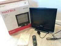 15 inch Matsui LCD TV