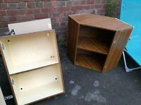 Free kitchen cabinets/storage units