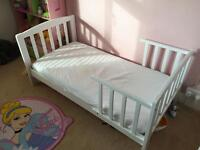 Tippitoes Toddler Bed