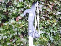 Telescopic tree branch lopper