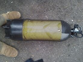 SCUBA Air Tank 15Ltr