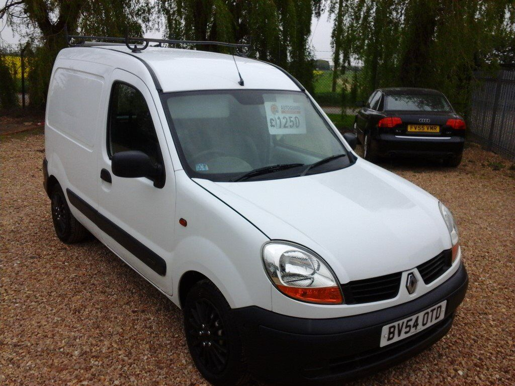2004 renault kangoo van 1 5dci 70 in peterborough cambridgeshire gumtree. Black Bedroom Furniture Sets. Home Design Ideas